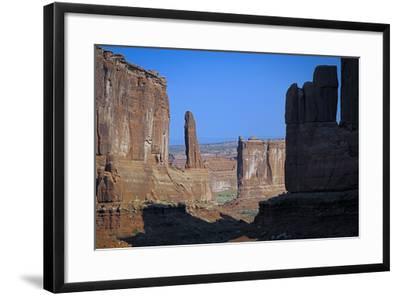 Archs #1, Utah-J.D. Mcfarlan-Framed Photographic Print