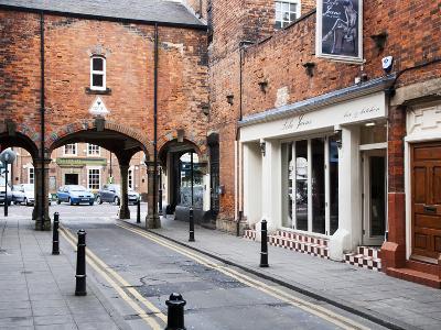 Archway Leading to Front Street, Tynemouth, North Tyneside, Tyne and Wear, England, United Kingdom,-Mark Sunderland-Photographic Print