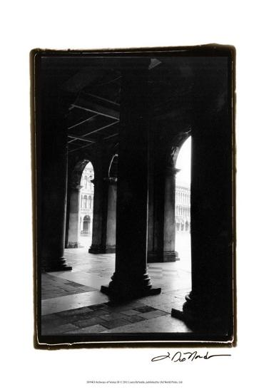 Archways of Venice III-Laura Denardo-Art Print