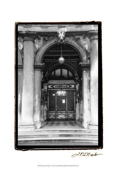 Archways of Venice VI-Laura Denardo-Art Print