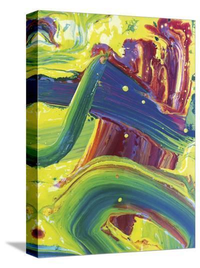 Arcoiris-Carolina Pecora-Stretched Canvas Print