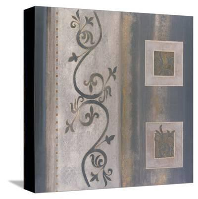 Arctic Applique-Verbeek & Van Den Broek-Stretched Canvas Print