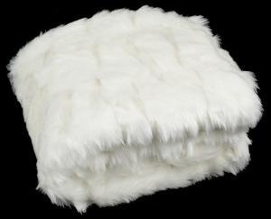 Arctic Faux Throw