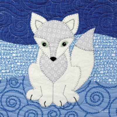 Arctic Fox-Betz White-Art Print