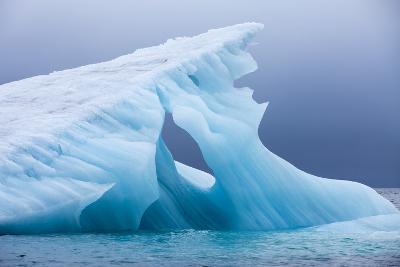 Arctic Ice, Svalbard--Photographic Print