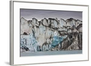 Ice Walls- Jokulsarlon Glacial Lagoon, Breidarmerkurjokull Glacier, Vatnajokull Ice Cap, Iceland by Arctic-Images