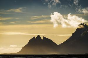Mt Eystrahorn, Stokksnes, Iceland by Arctic-Images