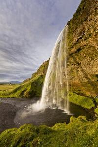 Seljalandsfoss Waterfall, Iceland by Arctic-Images