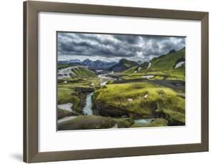The Emstrua River, Thorsmork, Iceland by Arctic-Images