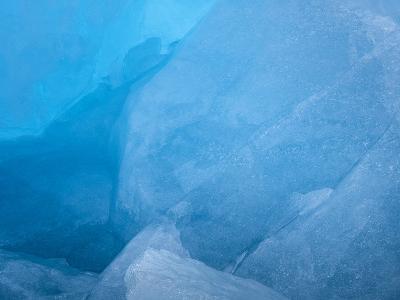 Arctic Ocean, Norway, Svalbard. Close-Up of Glacier Ice-Jaynes Gallery-Photographic Print
