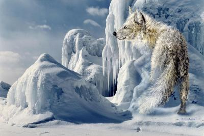 Arctic Spirit-Gordon Semmens-Giclee Print