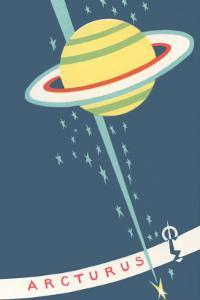 Arcturus and Saturn