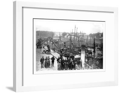 Ardglass, Ireland--Framed Art Print