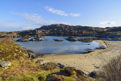 Ardtoe Beach, Ardnamurchan Peninsula, Lochaber, Highlands, Scotland, United Kingdom-Gary Cook-Photographic Print