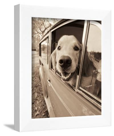 Are we there Yet?-Jim Dratfield-Framed Art Print