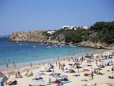 Arenal d'En Castell, Menorca, Balearic Islands, Spain, Mediterranean-J Lightfoot-Photographic Print
