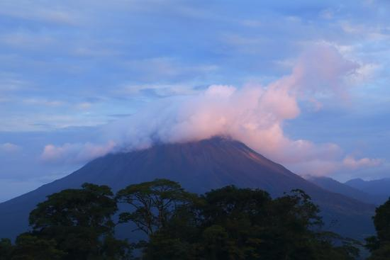 Arenal Volcano National Park, View of the Volcano.-Stefano Amantini-Photographic Print
