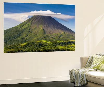 Arenal Volcano-Nick Ledger-Wall Mural