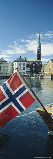 Arendal, Aust-Agder County, the South Coast, Norway, Scandinavia, Europe-Gavin Hellier-Photographic Print