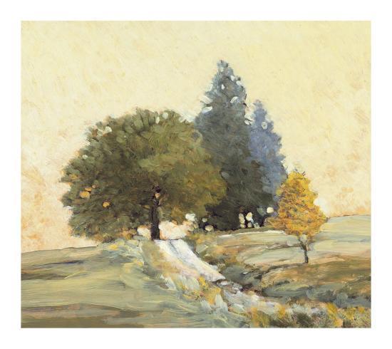 Argent-Kent Lovelace-Collectable Print