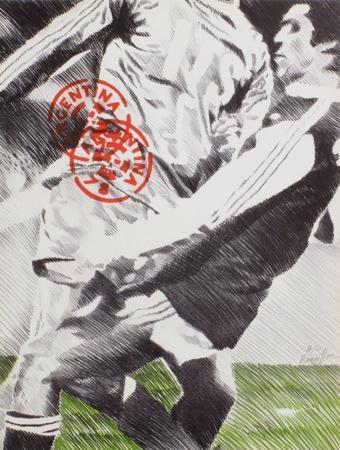 Argentina 78-Bernard Rancillac-Limited Edition