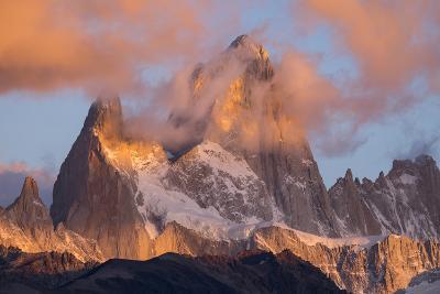 Argentina, Patagonia, Fitz Roy-George Theodore-Photographic Print