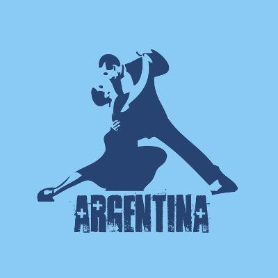 Argentina--Giclee Print