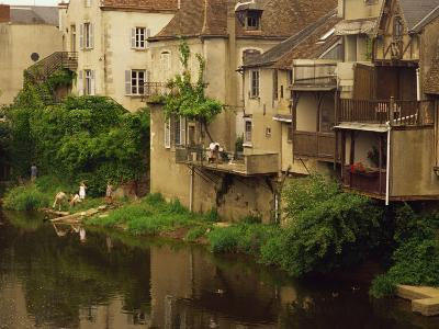 Argenton-Sur-Creuse, Indre, Centre, France, Europe-David Hughes-Photographic Print
