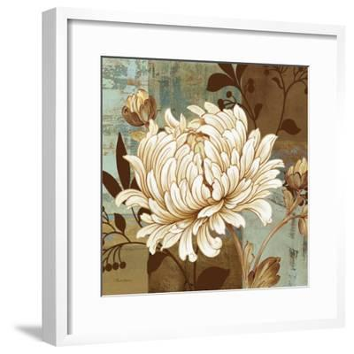 Aria Blue II-Pamela Gladding-Framed Premium Giclee Print
