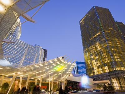 Aria Casino at Citycenter, Las Vegas, Nevada, United States of America, North America-Richard Cummins-Photographic Print
