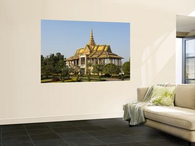 Chan Chaya Pavilion at Royal Palace