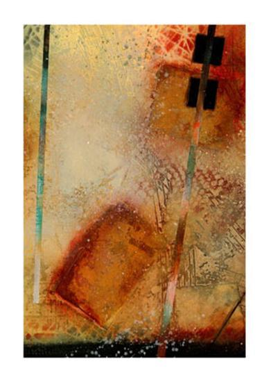 Arial View Study I-Herbert Davis-Collectable Print