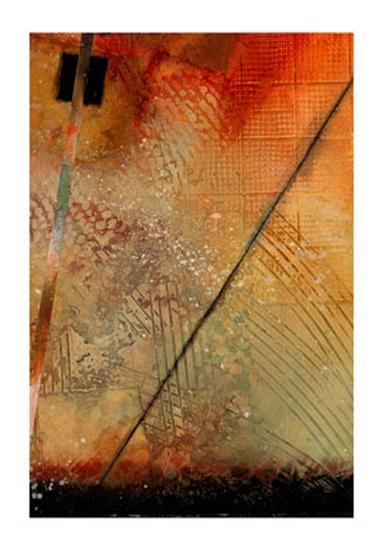 Arial View Study II-Herbert Davis-Collectable Print