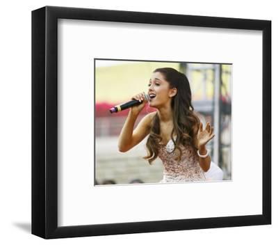 Ariana Grande--Framed Photo