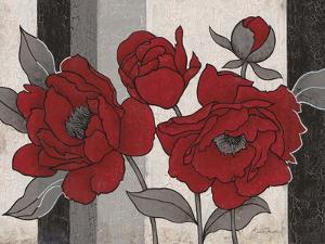 Roses and Stripes II by Ariane Martine