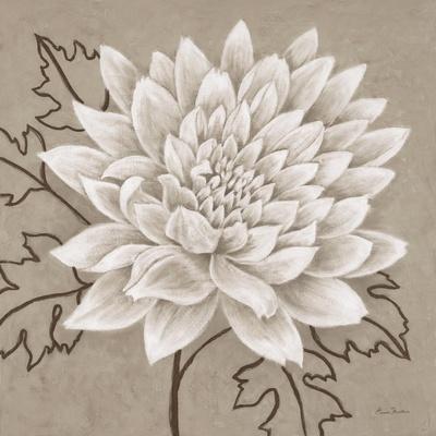 White Chalk Flower 1