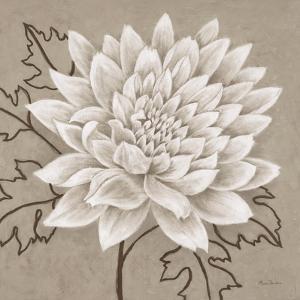 White Chalk Flower 1 by Ariane Martine