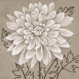 White Chalk Flower 2 by Ariane Martine