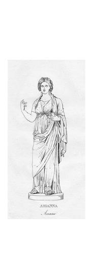 'Arianna (Ariane)', c1850-Unknown-Giclee Print