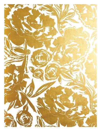 Arianna In Gold-Khristian Howell-Art Print