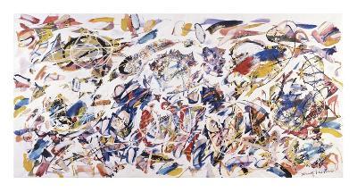 Arie colorate, 1993-Nino Mustica-Art Print