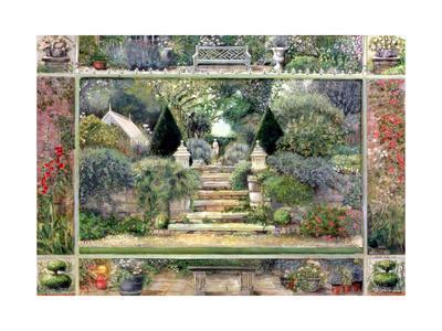 Dulwich Village Garden, 1995