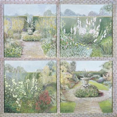 Urn Garden (Glyndebourne) 1998