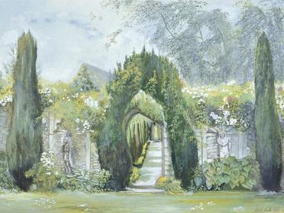 Yew Arches, Garsington Manor, 1997