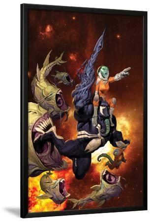 Venom: Spaceknight #1 Cover Featuring Venom