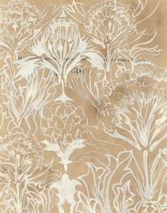 Artichoke Patterns I by Arielle Adkin
