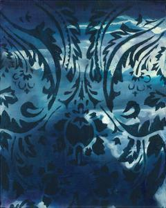 Indigo Patterns IV by Arielle Adkin