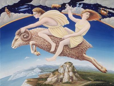Aries, 1988-Frances Broomfield-Giclee Print