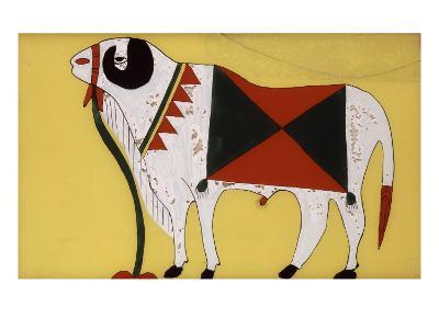 "Aries ""Decorated"" for the Sacrifice of the Tabaski--Giclee Print"