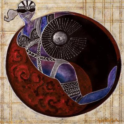 Aries-Libra, 2009-Sabira Manek-Giclee Print